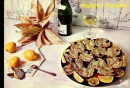 Gastronomie Bretonne : Huitres Farcies - Recettes (cuisine)