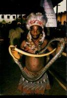 Afrique En Couleurs : Folklore Africain - Danse Du Serpent - Other