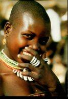 Afrique En Couleurs : Un Joli Sourire D'Afrique - Cartes Postales
