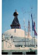 BOUDHANATH STUPA  (NEPAL) - Nepal