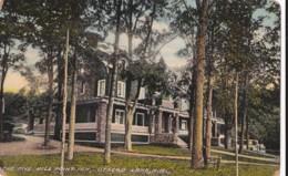 AR27 The Five Mile Point Inn, Otsego Lake, N.Y. - NY - New York