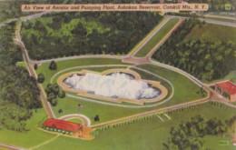 AR27 Aerator And Pumping Plant, Ashokan Reservoir, Catskill Mts., N.Y. - Catskills