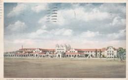 AR27 The Alvarado, Santa Fe Hotel, Albuquerque, New Mexico - Albuquerque