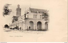 ALGERIE  BISKRA  Le Royal Hôtel - Biskra