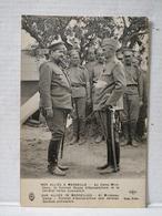Nos Alliés à Marseille. Colonel Russe. Général Serbe - Guerre 1914-18
