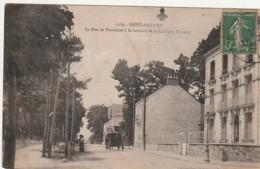 ***  44  ***   SAINT NAZAIRE La Rue De Pornichet à La Hauteur De Le Clinique - TTB - Saint Nazaire