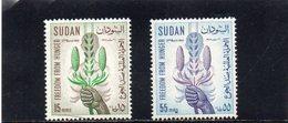 SOUDAN 1963 ** - Soudan (1954-...)