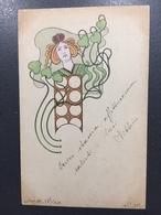 Art Nouveau - BRW 324 - Secession Style - Illustratori & Fotografie