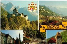 LIECHTENSTEIN - VADUZ  (PRINCIPATO DI ) - Liechtenstein