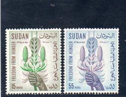 SOUDAN 1963 ** - Sudan (1954-...)