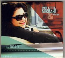Colette MISRAHI & Friends : This Road (CD Digipak) - Jazz
