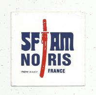 Autocollant , SFAM  NORIS - Autocollants