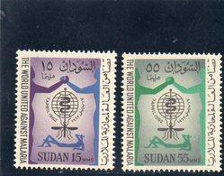 SOUDAN 1962 ** - Sudan (1954-...)
