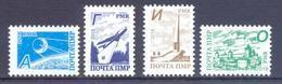 2018. Transnistria, Definitives, Satellite,monuments And Fortress, 4v, Mint/** - Moldova