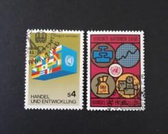 N° 34 Et 35       Commerce Et Développement - Centre International De Vienne