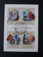 N° 9464 à 9467       Phares Et Coquillages  -  Oblitérés - Guinea (1958-...)