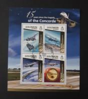 N° 2608 à 2611       Concorde  -  Oblitérés - Solomon Islands (1978-...)