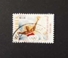 N° 1165       Jeux Olympiques De Beijing 2008  -  Médaille D'or Helge Denker  -  Oblitéré - Namibia (1990- ...)