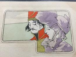 Art Nouveau - BRW 374 (Kirchner) - Secession Style - Illustratori & Fotografie