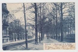 Louvain  Leuven  Boulevard De La Station - Leuven