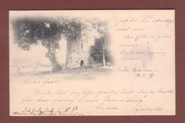 LAUSANNE - Ouchy - Tour Haldimand - 1897 - VD Vaud