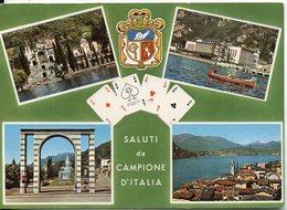 SALUTI Da CAMPIONE D'ITALIA - Italia