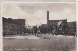 Amsterdam Olympiaplein M. Willem De Zwijgerkerk # 1939    1804 - Amsterdam
