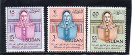 SOUDAN 1961 ** - Soudan (1954-...)