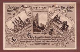 Jubilaumskarte Von BAD DURKHEIM 1930 - Bad Duerkheim