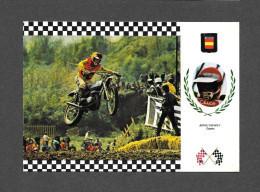 SPORTS MOTO - JORGE CAPAPEY - ESPANNA - ESPAGNE - SERIE MOTOCROSS No 14 - BULTACO 97 KG, 32.5 CV - Sport Moto