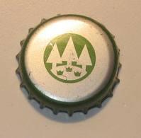 TAPPO A CORONA - USATO  - FORST MERANO - Birra