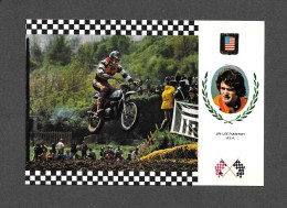 SPORT MOTO - JIM LEE POMEROY (U.S.A.) - SERIE MOTOCROSS No 15 - BULTACO, 97kg, 34c,v, - Sport Moto