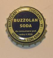 TAPPO A CORONA - USATO - BUZZOLAN SODA SCADENZA 2028 - Capsule