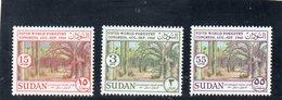 SOUDAN 1960 ** - Sudan (1954-...)