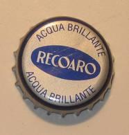 TAPPO A CORONA - USATO - RECOARO . - ACQUA BRILLANTE - Capsule