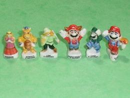 Fèves / Série Complète : Nintendo , Mario Bros - Dessins Animés