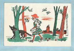Contes Fables Légendes Petit Chaperon Rouge - Fairy Tales, Popular Stories & Legends