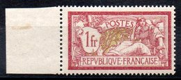 FRANCE - YT N° 121 - Neuf ** - MNH - Cote: 110,00 € - France