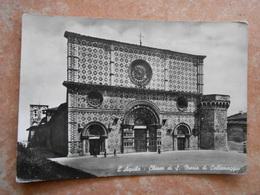 ITALIE/ ABRUZZO /  L AQUILA Chiesa Di S.Maria Di Collemaggio (1956) - L'Aquila