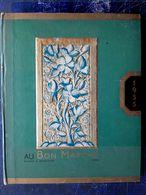 ART DECO AU BON MARCHE ALMANACH POUR 1936 BIEN COMPLET DE LA GRANDE CARTE DEPLIANTE  DE PARIS - Livres, BD, Revues