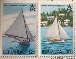 Bermuda - MH* - 1983 - # 437/440 - Bermudes