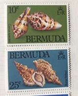 Bermuda - MH* - 1982 - # 419/422 - Bermudes