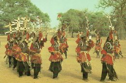 Danseurs Dogon - Mali