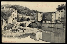 Rennes-les-Bains - Le Pont Vieux - Altri Comuni