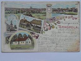 Ukraine 481 Tarnopol Ternopil Ternopilj 1899 Litho - Slovakia