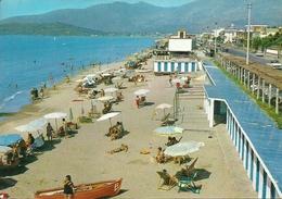 Scauri (Latina) La Spiaggia, La Plage, Der Strand, The Beach - Latina