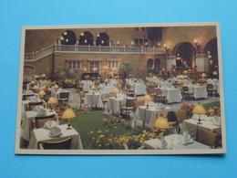 Stockholm GRAND HOTEL Vinterträdgarden () Anno 19?? ( See / Zie Photo ) ! - Suède