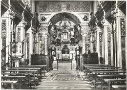 W3056 Grottaferrata (Roma) - Badia Greca - La Basilica - Interno / Non Viaggiata - Italia