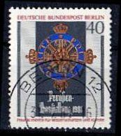 BERLIN Mi. Nr. 648 O (A-3-45) - Berlin (West)