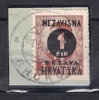 CROATIA 1941.-1945  BRČKO A Postmark - Croatia